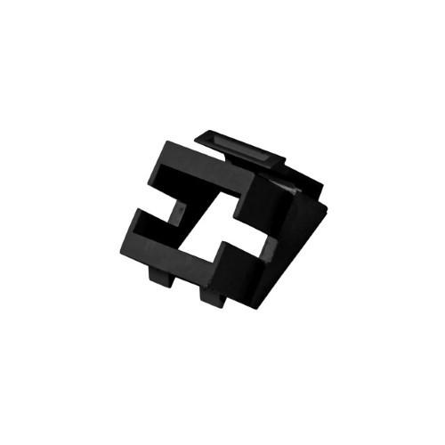 Afbeelding van Keystone adapter zwart