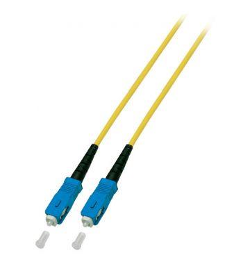 OS2 simplex glasvezel kabel SC-SC 0,50m