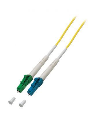 OS2 simplex glasvezel kabel LC/APC-LC 1m